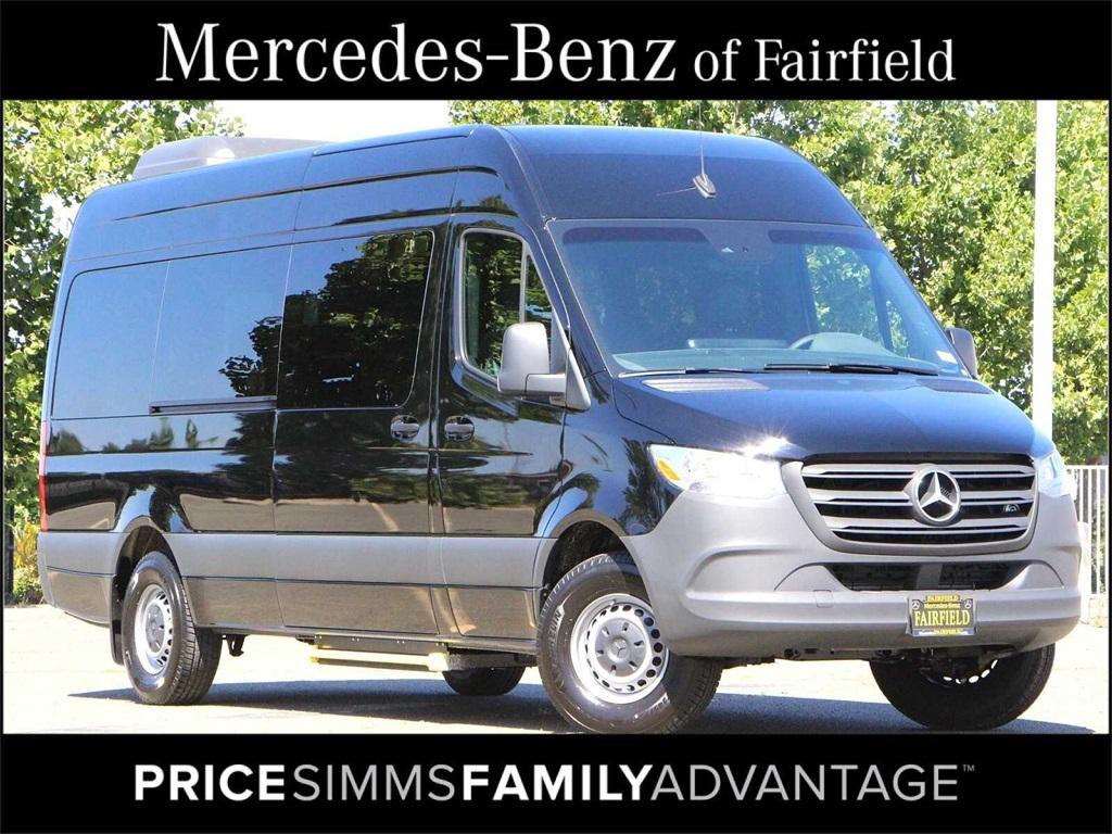 2020 Mercedes-Benz Sprinter 2500 High Roof 4x2, Passenger Wagon #CV1041 - photo 1
