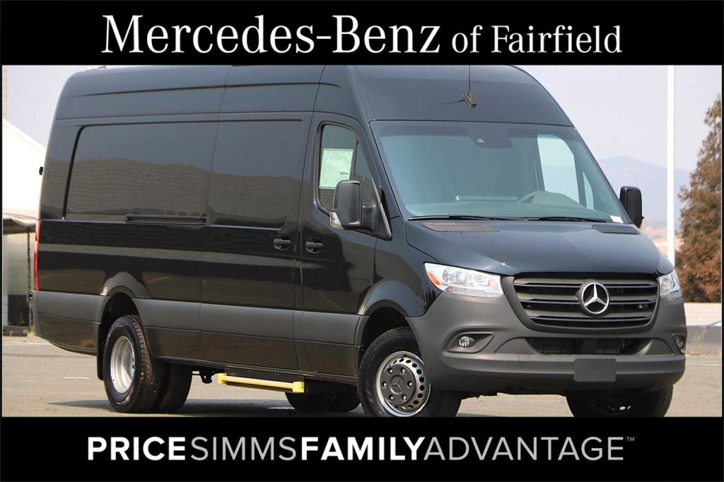 2020 Mercedes-Benz Sprinter 3500XD High Roof DRW 4x2, Empty Cargo Van #CV1070 - photo 1