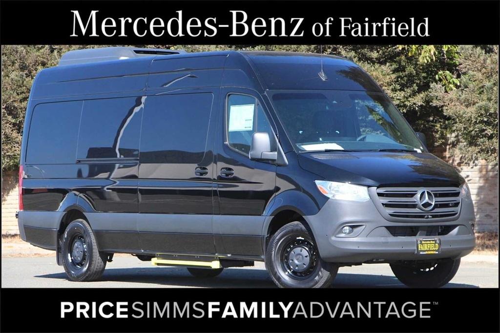 2020 Mercedes-Benz Sprinter 2500 High Roof 4x2, Passenger Wagon #CV1083 - photo 1