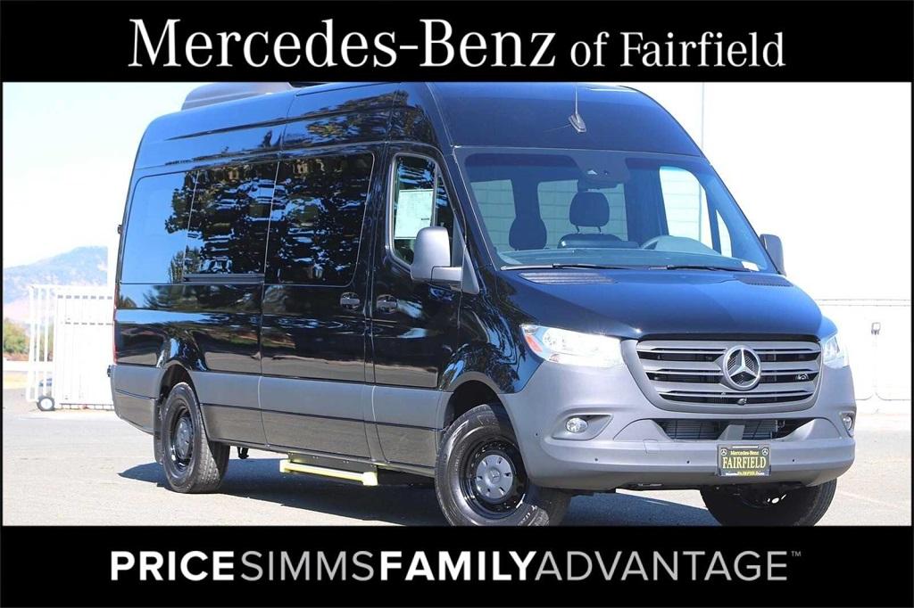 2020 Mercedes-Benz Sprinter 2500 4x2, Passenger Wagon #CV1085 - photo 1