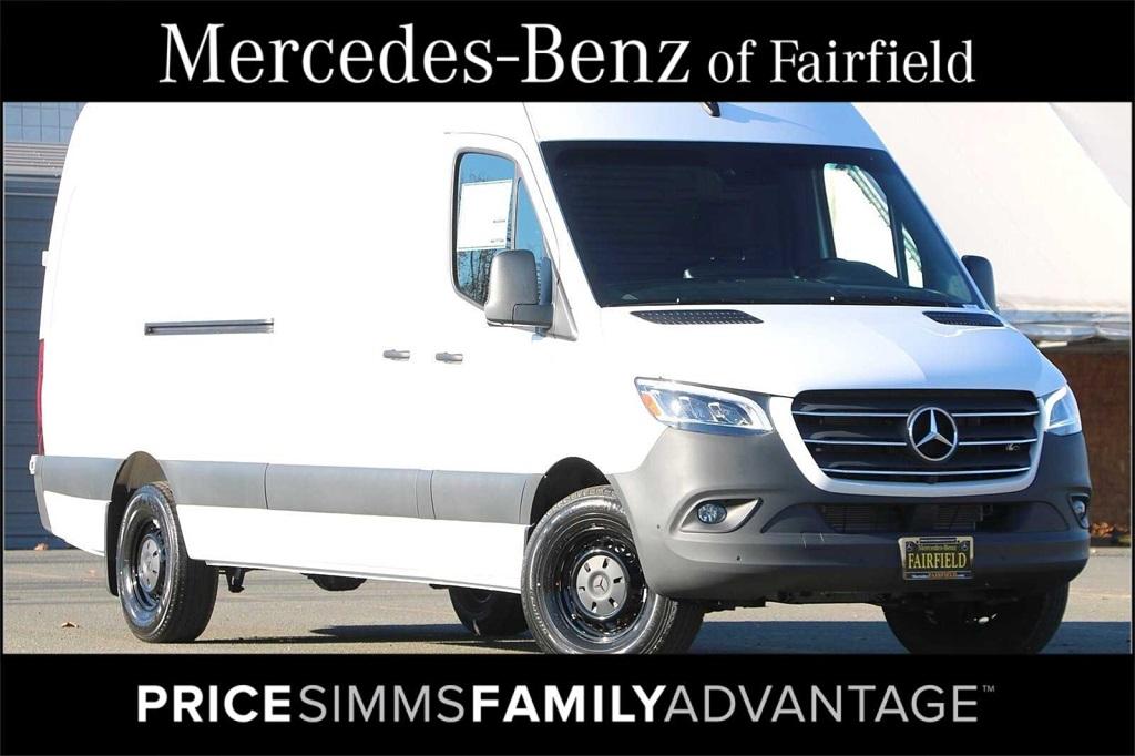 2020 Mercedes-Benz Sprinter 2500 High Roof 4x2, Empty Cargo Van #CV1107 - photo 1
