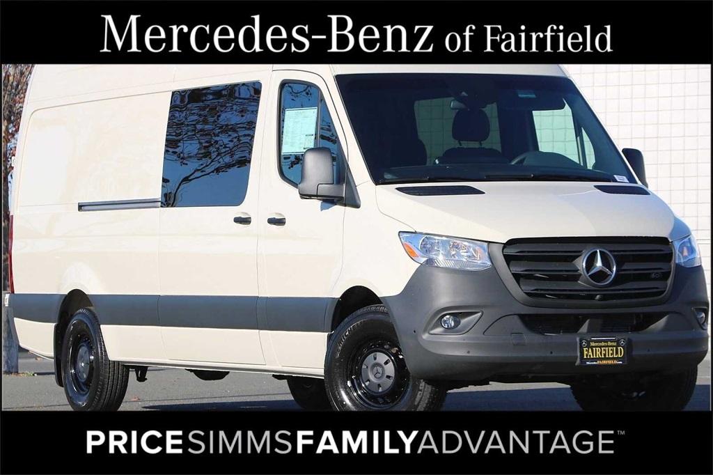 2020 Mercedes-Benz Sprinter 2500 4x2, Crew Van #CV1112 - photo 1