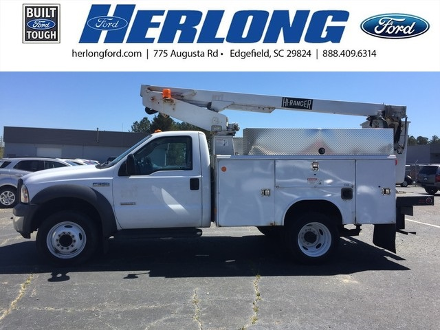 2005 Ford F-450 Regular Cab DRW 4x2, Crane Body #3111U - photo 1