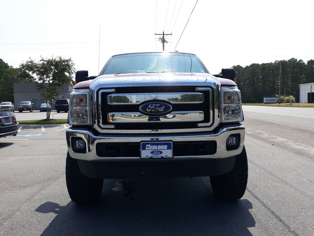 2015 F-250 Crew Cab 4x4, Pickup #3193U - photo 4