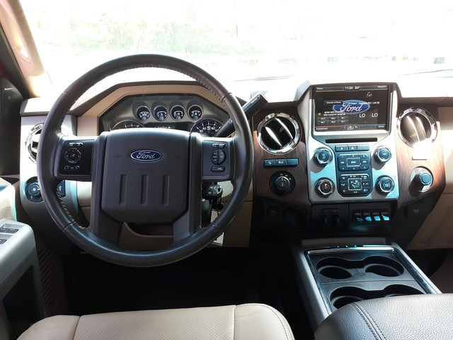 2015 F-250 Crew Cab 4x4, Pickup #3193U - photo 7