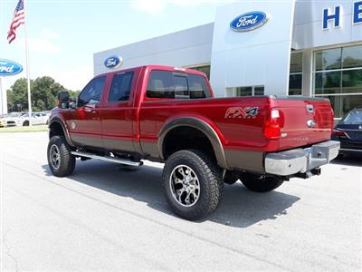 2015 F-250 Crew Cab 4x4, Pickup #3193U - photo 13