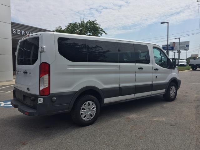 2015 Ford Transit 350, Passenger Wagon #3265U - photo 1