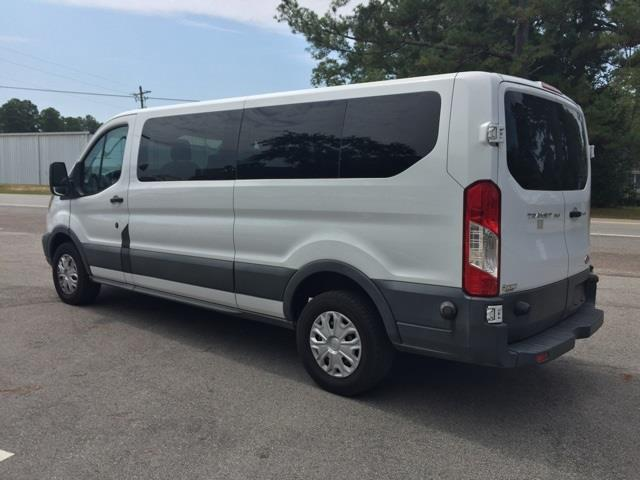 2015 Ford Transit 350, Passenger Wagon #3265U - photo 8