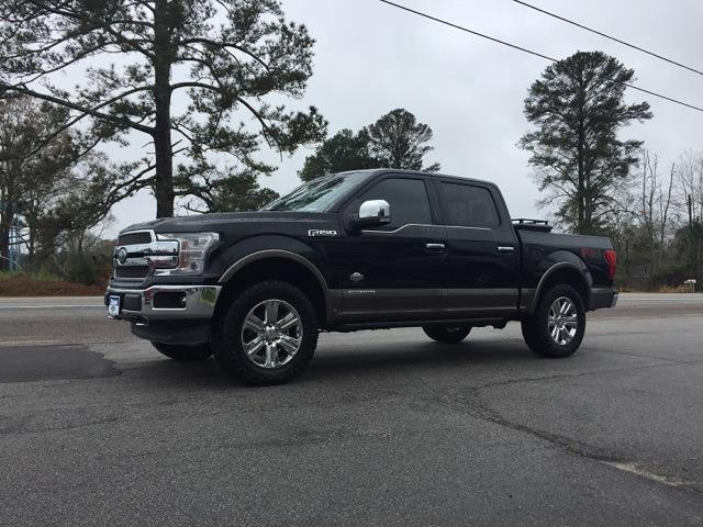 2018 F-150 SuperCrew Cab 4x4, Pickup #3302U - photo 5
