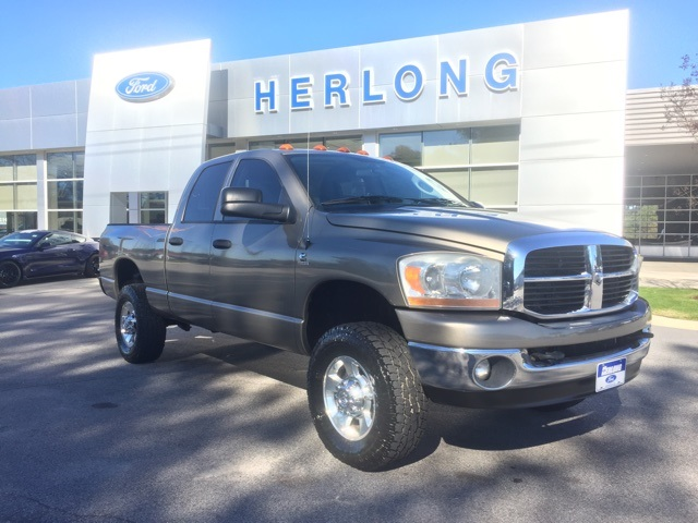 2006 Ram 2500 Quad Cab 4x4, Pickup #33181U - photo 4