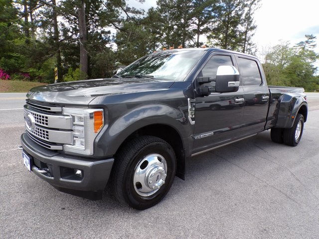 2017 F-350 Crew Cab DRW 4x2, Pickup #3418U - photo 4