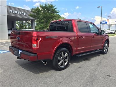 2017 Ford F-150 SuperCrew Cab 4x2, Pickup #3520U - photo 2