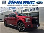 2017 Ford F-150 SuperCrew Cab 4x2, Pickup #3520U - photo 1