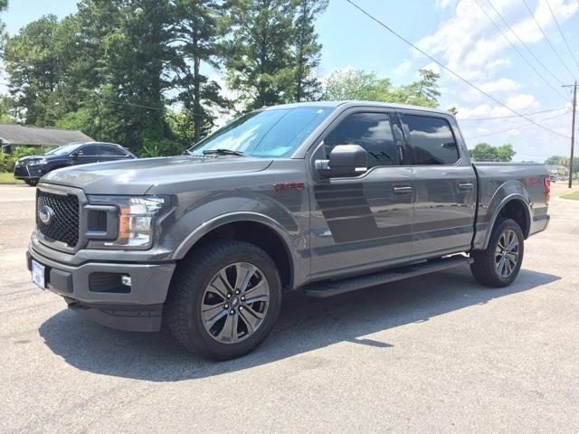 2018 Ford F-150 SuperCrew Cab 4x4, Pickup #3521U - photo 4