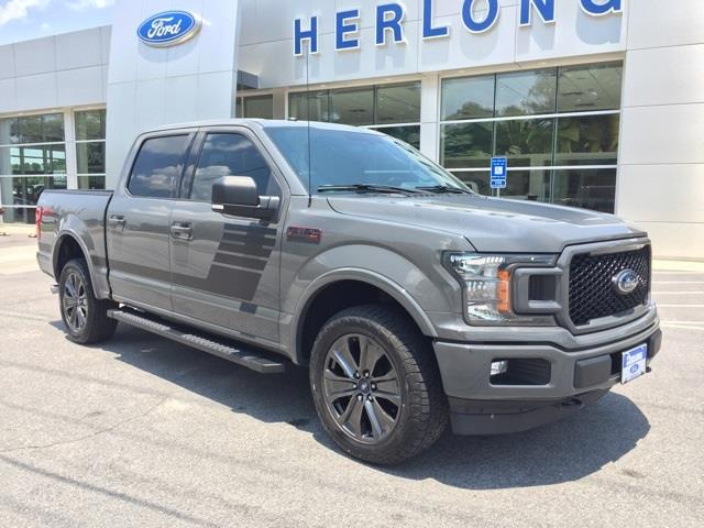 2018 Ford F-150 SuperCrew Cab 4x4, Pickup #3521U - photo 5