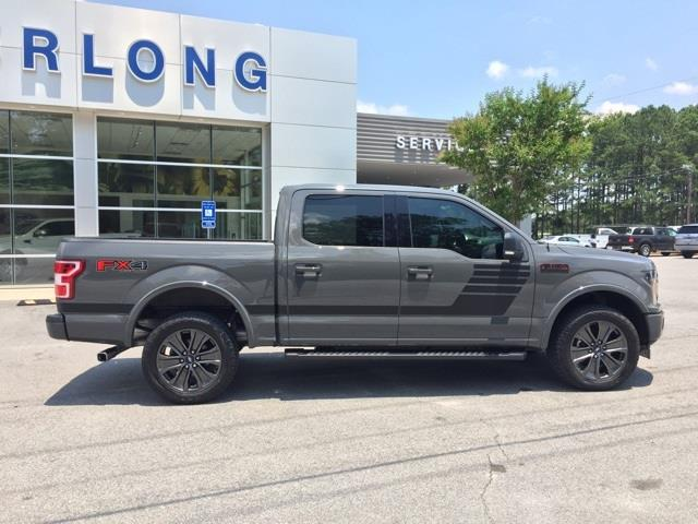 2018 Ford F-150 SuperCrew Cab 4x4, Pickup #3521U - photo 6