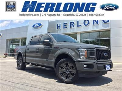 2018 Ford F-150 SuperCrew Cab 4x4, Pickup #3521U - photo 1