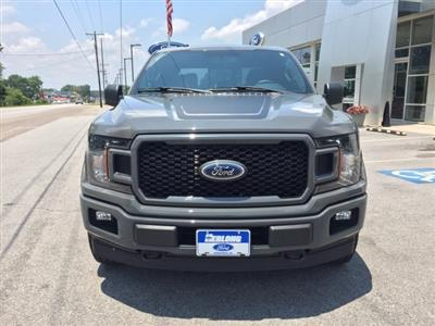 2018 Ford F-150 SuperCrew Cab 4x4, Pickup #3521U - photo 3