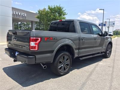 2018 Ford F-150 SuperCrew Cab 4x4, Pickup #3521U - photo 2