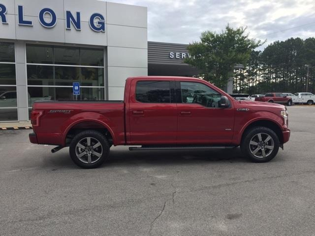 2017 Ford F-150 SuperCrew Cab 4x4, Pickup #3522U - photo 6