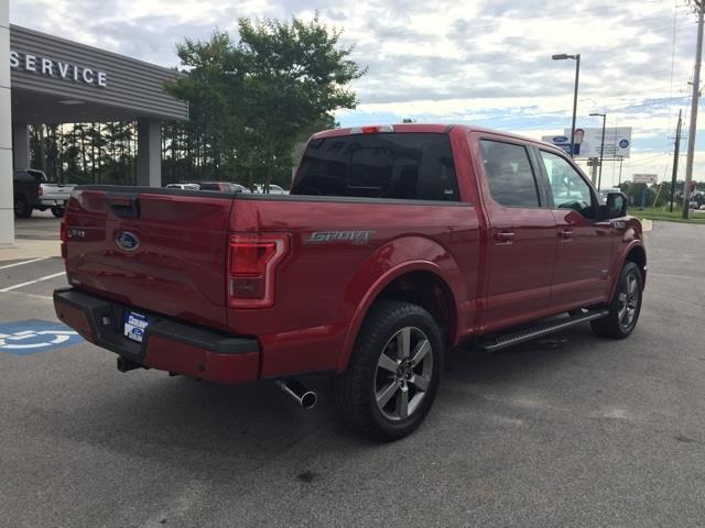 2017 Ford F-150 SuperCrew Cab 4x4, Pickup #3522U - photo 2