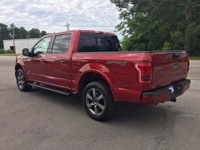 2017 Ford F-150 SuperCrew Cab 4x4, Pickup #3522U - photo 8