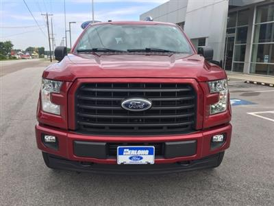 2017 Ford F-150 SuperCrew Cab 4x4, Pickup #3522U - photo 3