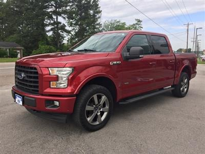 2017 Ford F-150 SuperCrew Cab 4x4, Pickup #3522U - photo 4