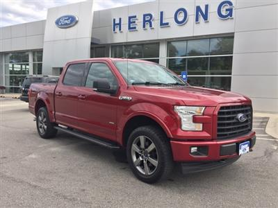 2017 Ford F-150 SuperCrew Cab 4x4, Pickup #3522U - photo 5