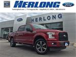2017 Ford F-150 SuperCrew Cab 4x4, Pickup #3522U - photo 1