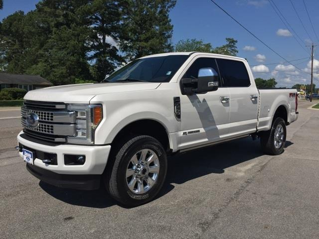 2017 Ford F-250 Crew Cab 4x4, Pickup #3548U - photo 3