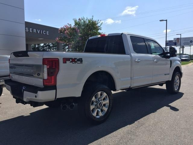 2017 Ford F-250 Crew Cab 4x4, Pickup #3548U - photo 6