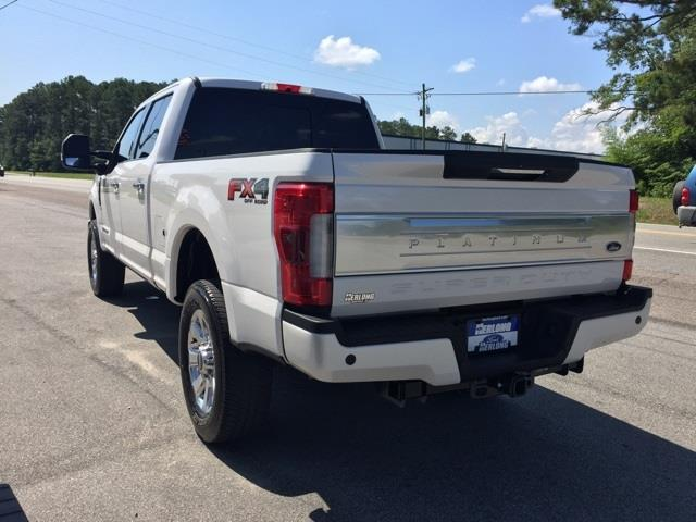 2017 Ford F-250 Crew Cab 4x4, Pickup #3548U - photo 8