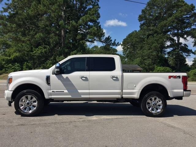 2017 Ford F-250 Crew Cab 4x4, Pickup #3548U - photo 9