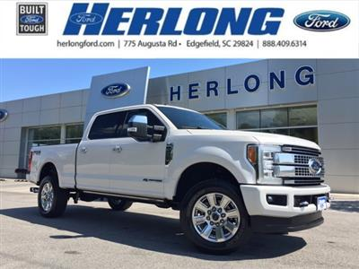 2017 Ford F-250 Crew Cab 4x4, Pickup #3548U - photo 1
