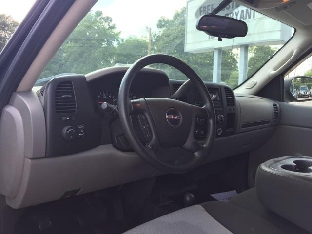 2009 GMC Sierra 1500 Extended Cab 4x4, Pickup #3616U - photo 22