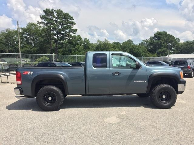 2009 GMC Sierra 1500 Extended Cab 4x4, Pickup #3616U - photo 6