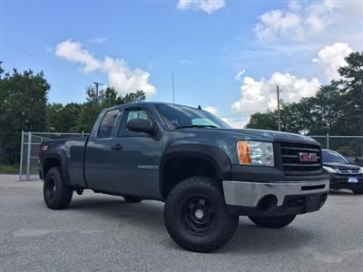 2009 GMC Sierra 1500 Extended Cab 4x4, Pickup #3616U - photo 1