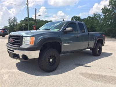 2009 GMC Sierra 1500 Extended Cab 4x4, Pickup #3616U - photo 5