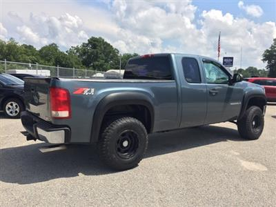 2009 GMC Sierra 1500 Extended Cab 4x4, Pickup #3616U - photo 2