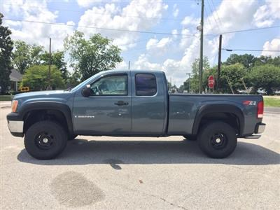 2009 GMC Sierra 1500 Extended Cab 4x4, Pickup #3616U - photo 9