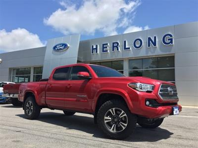 2017 Toyota Tacoma Double Cab 4x4, Pickup #3635U - photo 1