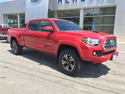 2017 Toyota Tacoma Double Cab 4x4, Pickup #3635U - photo 5