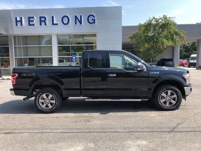 2018 Ford F-150 Super Cab 4x4, Pickup #3650U - photo 9
