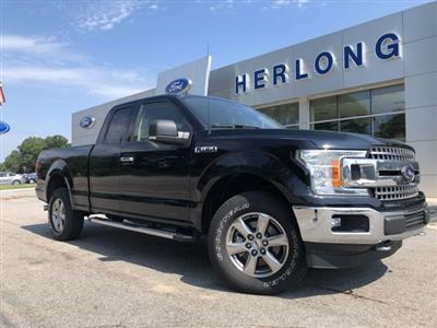 2018 Ford F-150 Super Cab 4x4, Pickup #3650U - photo 1