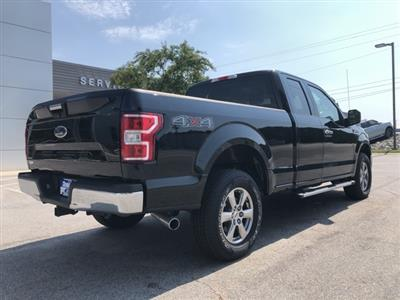 2018 Ford F-150 Super Cab 4x4, Pickup #3650U - photo 2