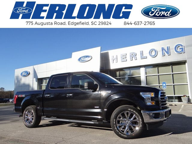 2017 Ford F-150 SuperCrew Cab 4x4, Pickup #36711U - photo 1