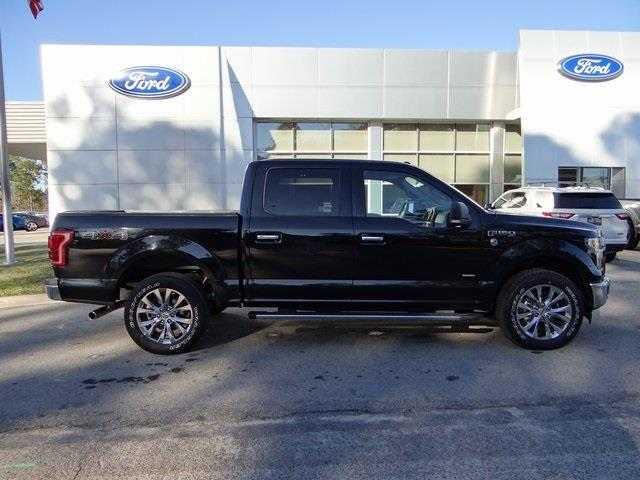 2017 Ford F-150 SuperCrew Cab 4x4, Pickup #36711U - photo 12