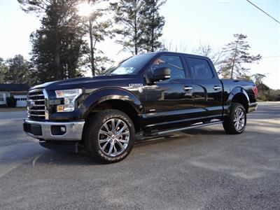 2017 Ford F-150 SuperCrew Cab 4x4, Pickup #36711U - photo 4