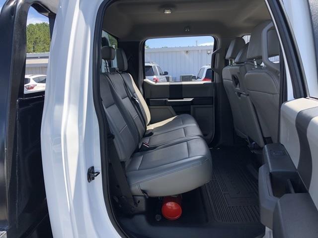 2020 Ford F-350 Crew Cab DRW 4x4, Platform Body #3710U - photo 15